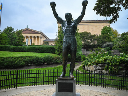 PHOTOS: A few hours in Philadelphia | Presented by Adobe