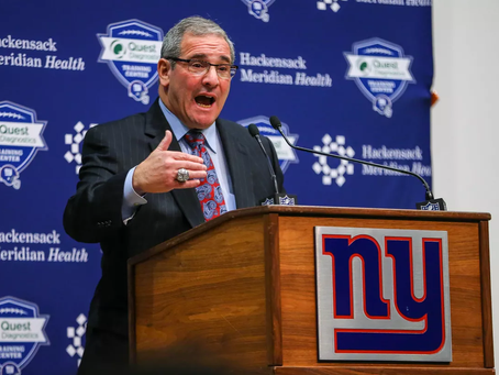 One Giant wish list. Assessing the needs for New York's offseason