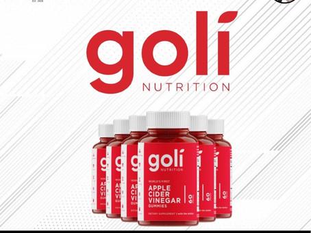 New Partner Alert: Goli Nutrition Apple Cider Vinegar Gummies