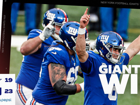 Giants Week 17 Recap: Giants finish business, but Doug Pederson and the Eagles had other plans