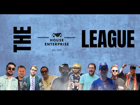 The 2nd Annual House Enterprise Fantasy Football League is under way!