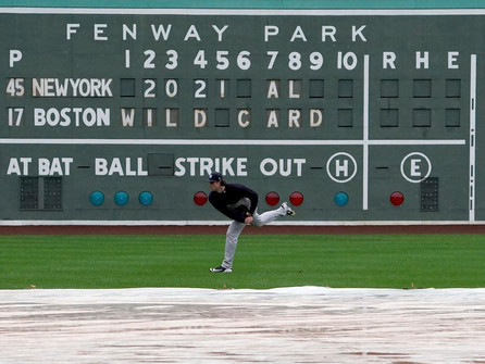 Setting the stage with Stanzo. Yankees vs. Red Sox, AL Wild Card Game Preview