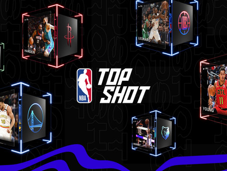 The future of collectible sports trading, introducing NBA Top Shot