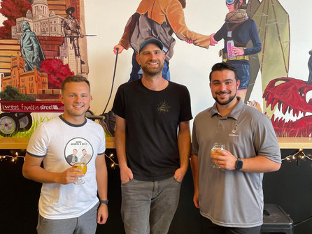 Behind The Brewer; featuring Adam Henderson of Beer On Earth