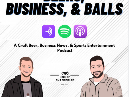 The BBB Podcast turns 1 year old! Looking back to its biggest accomplishments.