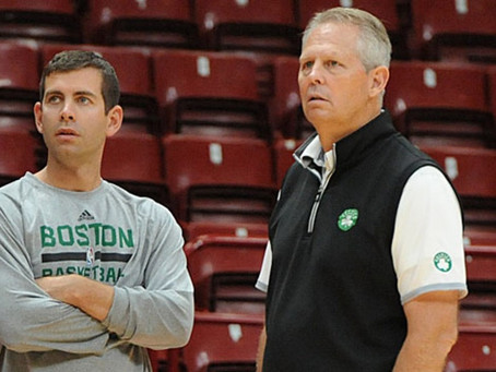 Brad Stevens is out as Celtics HC but is promoted within the organization. Who fills his shoes?