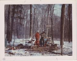 Outpost Camping, 1972