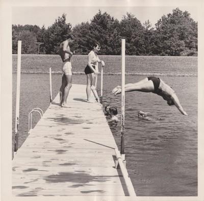 Swimming, 1970