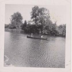 Boating, 1953