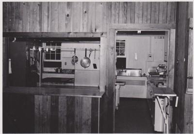 Camp Kitchen, 1972
