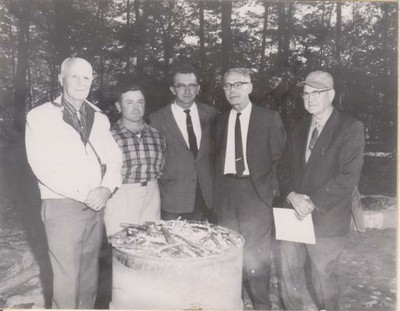 Camp Mortgage Burning, 1965