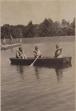 Boating, 1950