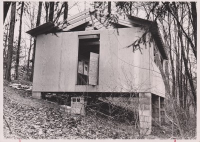 Cabin Construction, 1971