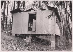 Cabin Construction, 1971