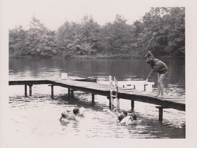 Swimming Lessons, 1952