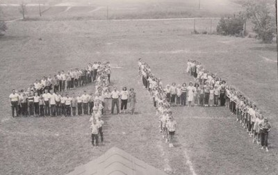 4-H Formation, 1951