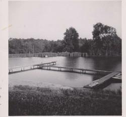 Swimming Area, 1953