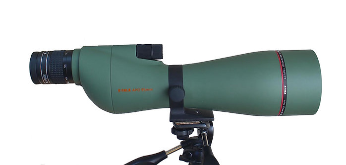 賞月観星 W-ED APO 95mm-S (25-75ズームセット)