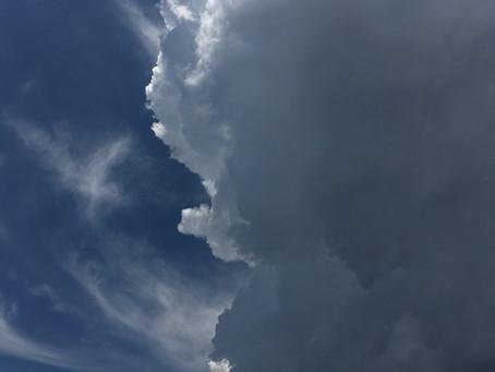 雲も好き!