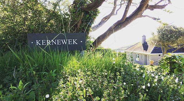'Kernewek' is situated in private ground
