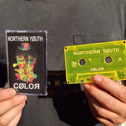 Northern Youth - Color EP - Cassette