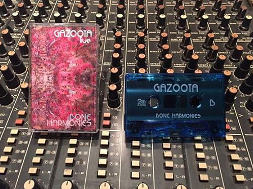 Gazoota - Bone Harmonies - Cassette