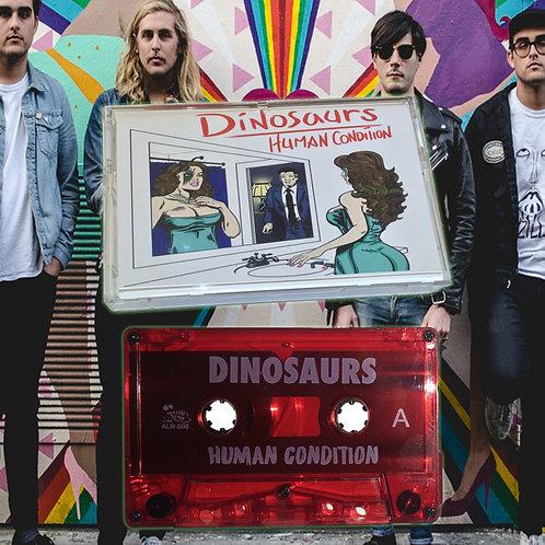 Dinosaurs - Human Condition - Cassette