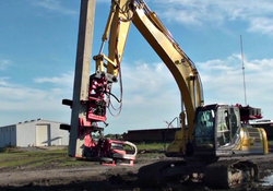 DarkHorse Industries Pile Cutting
