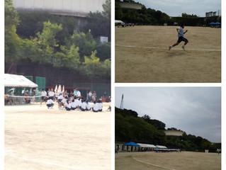 土曜日は「体育祭」でした。