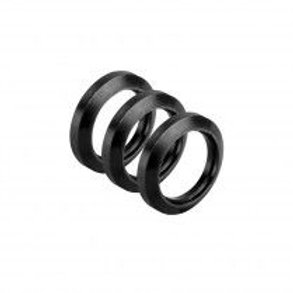 VISM® by NcSTAR® AR15/M4 MUZZLE CRUSH WASHERS - 3 PACK
