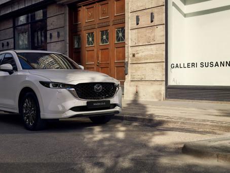 Mazda CX-5: le novità del MY 2022