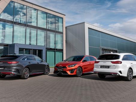 Kia Ceed 2021: svelato il restyling di berlina, wagon e ProCeed (Video)