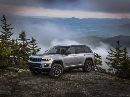 Nuova Jeep Grand Cherokee 2022: ora anche ibrida Plug-in