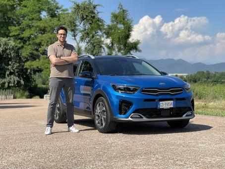 Kia Stonic 2021: recensione, prova e consumi del SUV compatto mild hybrid (Video)