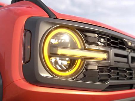 Ford Bronco Raptor: il video teaser
