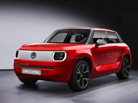 Volkswagen ID.Life: ecco come sarà quella di serie / Rendering