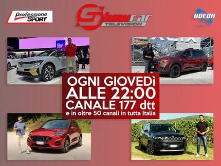 Salone di Monaco e SUV ibridi nella nuova puntata di ShowcarTV