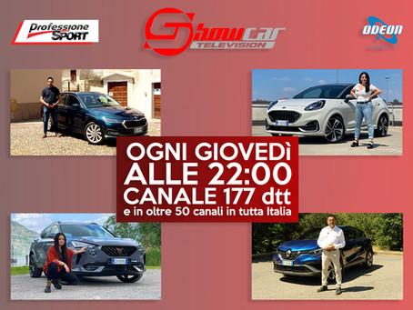 ShowcarTV: dal SUV sportivo alla wagon ibrida, una puntata da non perdere