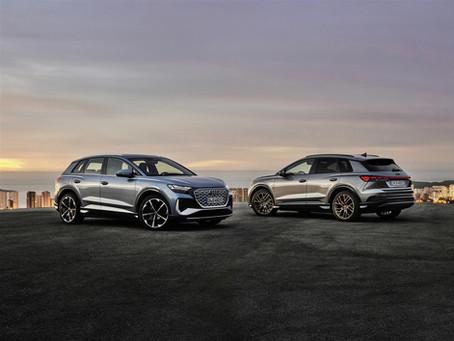 Audi Q4 e-tron: foto e caratteristiche del SUV elettrico da 520 km di autonomia