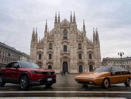 """""""La forma del tempo"""": un docufilm di Mazda celebra il legame tra Italia e Giappone"""