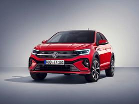 Volkswagen Taigo: debutta in Europa il SUV coupé compatto