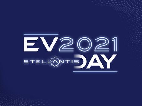 Stellantis EV Day 2021: 30 miliardi per accelerare la diffusione della mobilità elettrica
