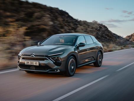 Nuova Citroën C5 X: un nuovo modo di intendere il segmento D