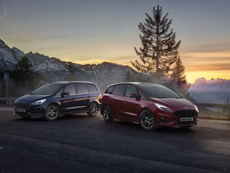 Ford Galaxy e S-Max Hybrid: caratteristiche e prezzi delle monovolume ibride