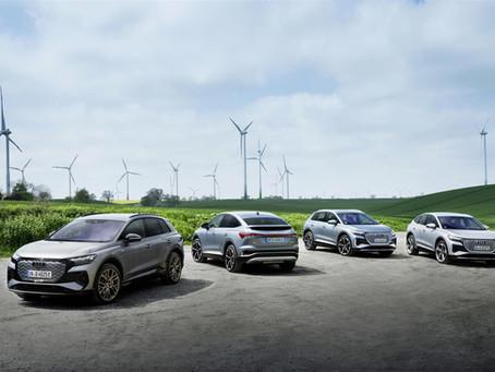 Dal 2026 tutte le nuove Audi saranno solo elettriche
