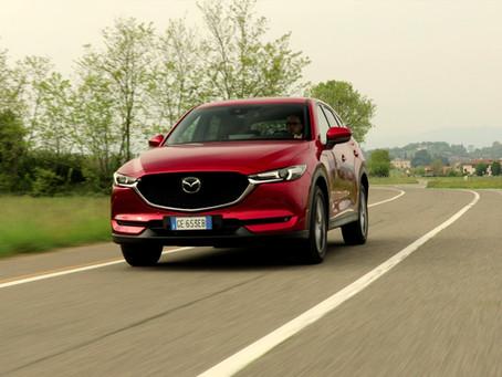 Mazda CX-5 2021: prova e recensione del SUV aggiornato (Video)