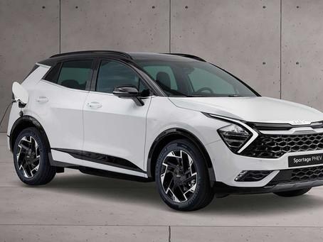 Kia Sportage ibrida plug-in: foto e caratteristiche del SUV ibrido con 56 km di autonomia elettrica
