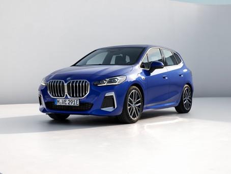 BMW Serie 2 Active Tourer: le novità della seconda generazione