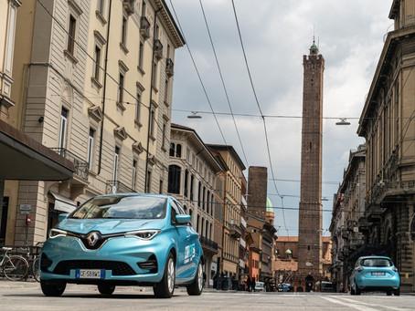 Nuova flotta di Renault Zoe e nuova app per il car sharing elettrico Corrente