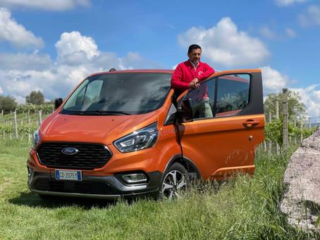 Ford Tourneo Custom Active: la prova del multispazio per chi ama l'avventura (Video)